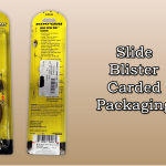 Slide Blister Carded Packaging